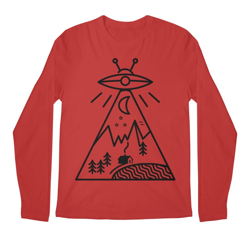 They Made Us Men's Longsleeve T-Shirt by 38 Sunsets