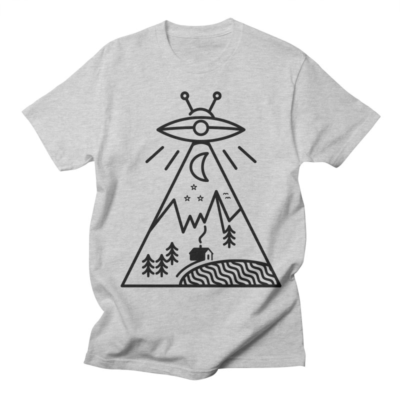 They Made Us Men's Regular T-Shirt by 38 Sunsets