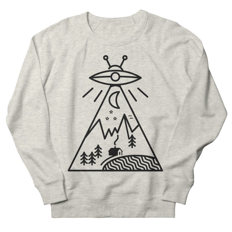 They Made Us Men's Sweatshirt by 38 Sunsets