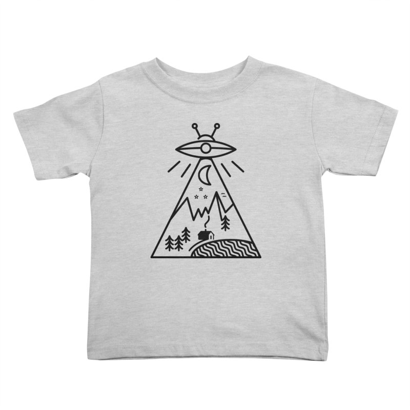They Made Us Kids Toddler T-Shirt by 38 Sunsets
