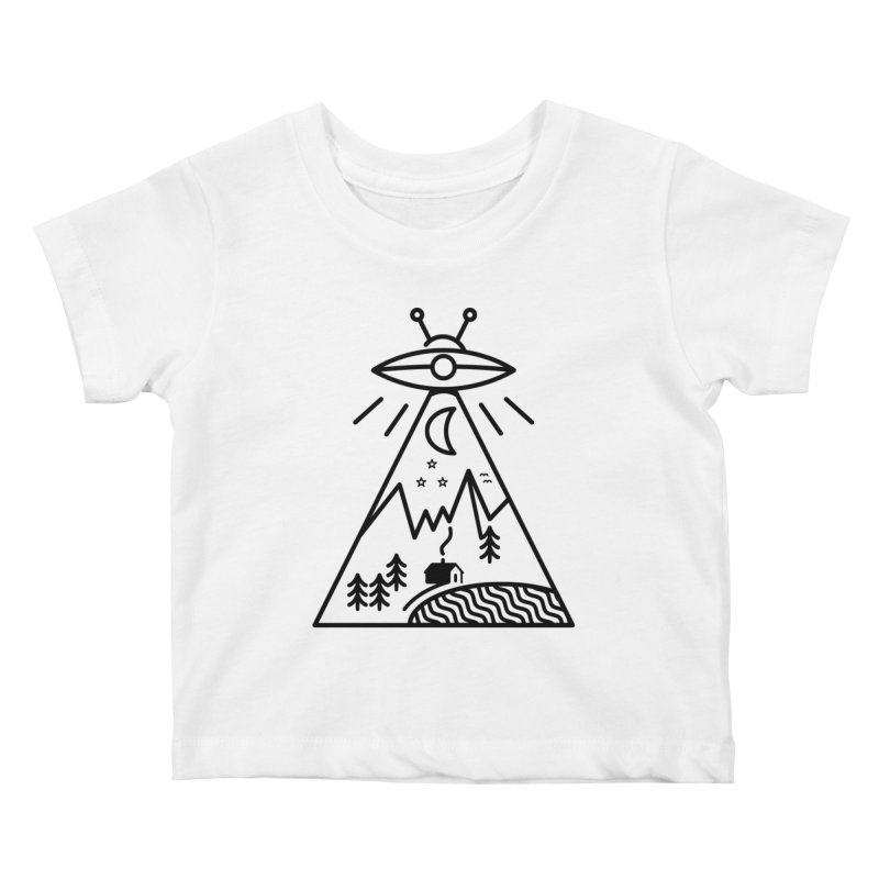 They Made Us Kids Baby T-Shirt by 38 Sunsets