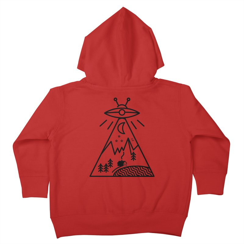 They Made Us Kids Toddler Zip-Up Hoody by 38 Sunsets
