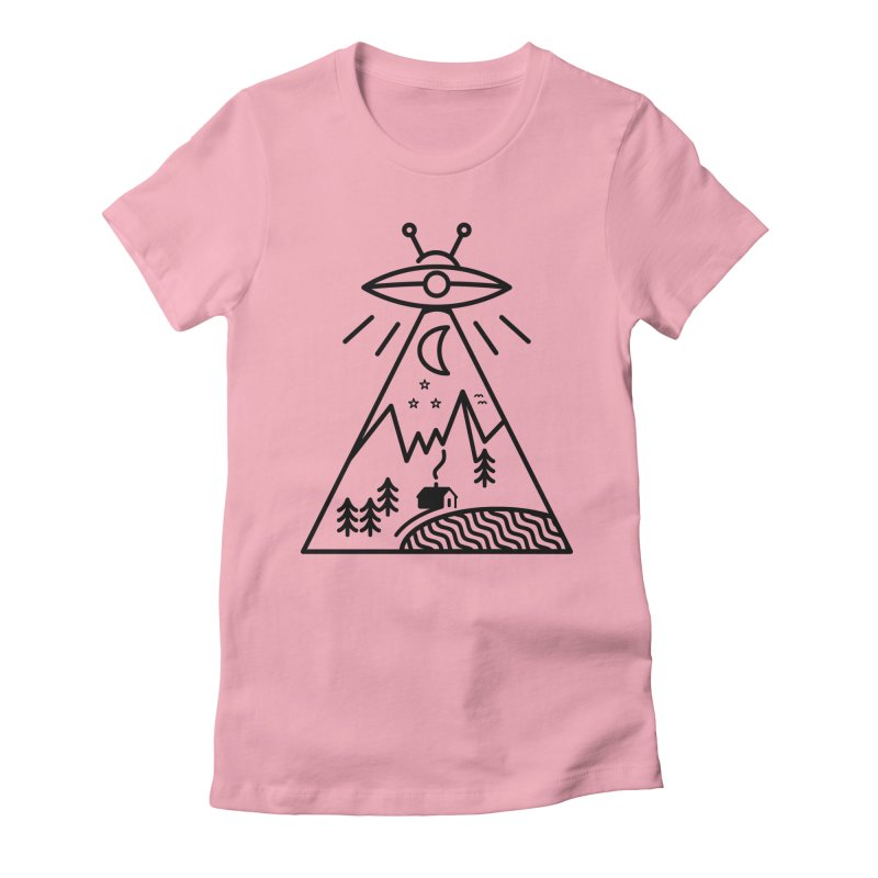 They Made Us Women's Fitted T-Shirt by 38 Sunsets