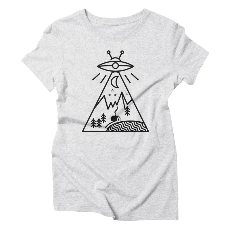 They Made Us Women's T-Shirt by 38 Sunsets