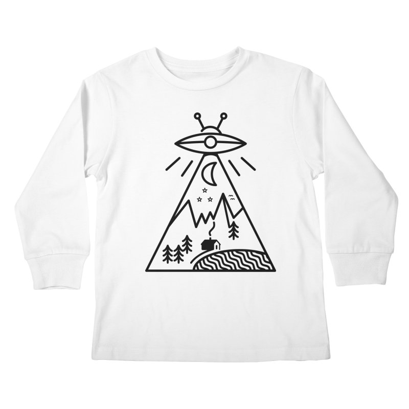 They Made Us Kids Longsleeve T-Shirt by 38 Sunsets