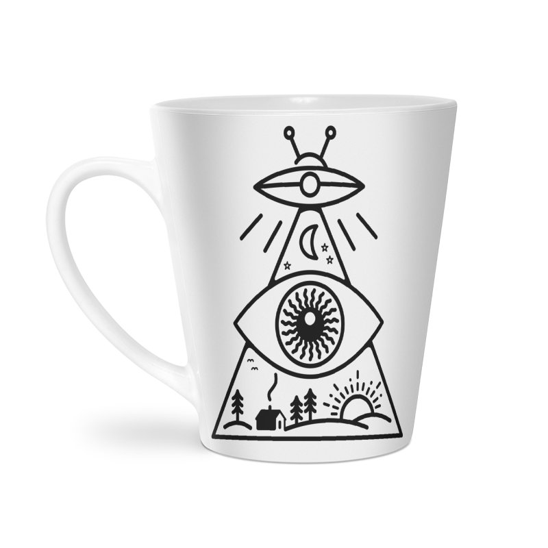 They Watch Us Accessories Mug by 38 Sunsets