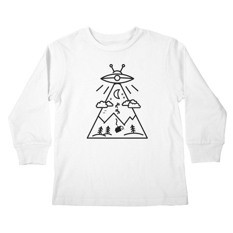 They Want Us Kids Longsleeve T-Shirt by 38 Sunsets
