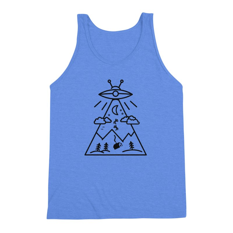 They Want Us Men's Tank by 38 Sunsets