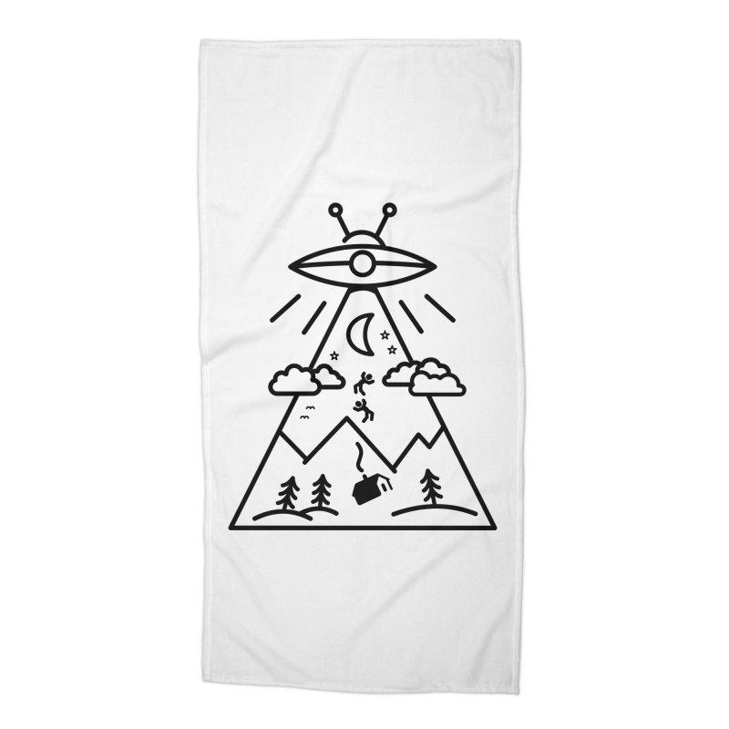 They Want Us Accessories Beach Towel by 38 Sunsets