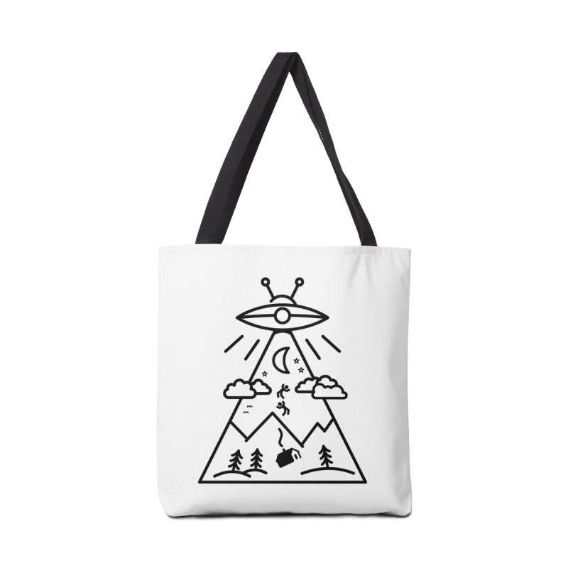 They Want Us Accessories Tote Bag Bag by 38 Sunsets