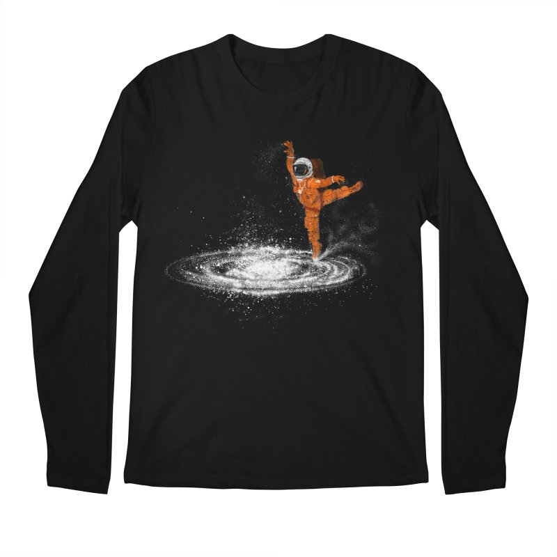 Space Dance Men's Longsleeve T-Shirt by 38 Sunsets