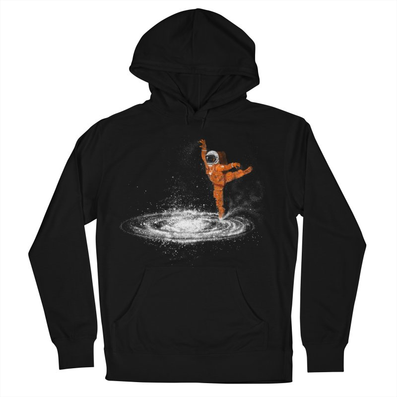 Space Dance Women's French Terry Pullover Hoody by 38 Sunsets