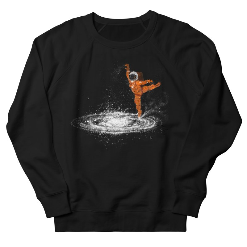 Space Dance Men's French Terry Sweatshirt by 38 Sunsets