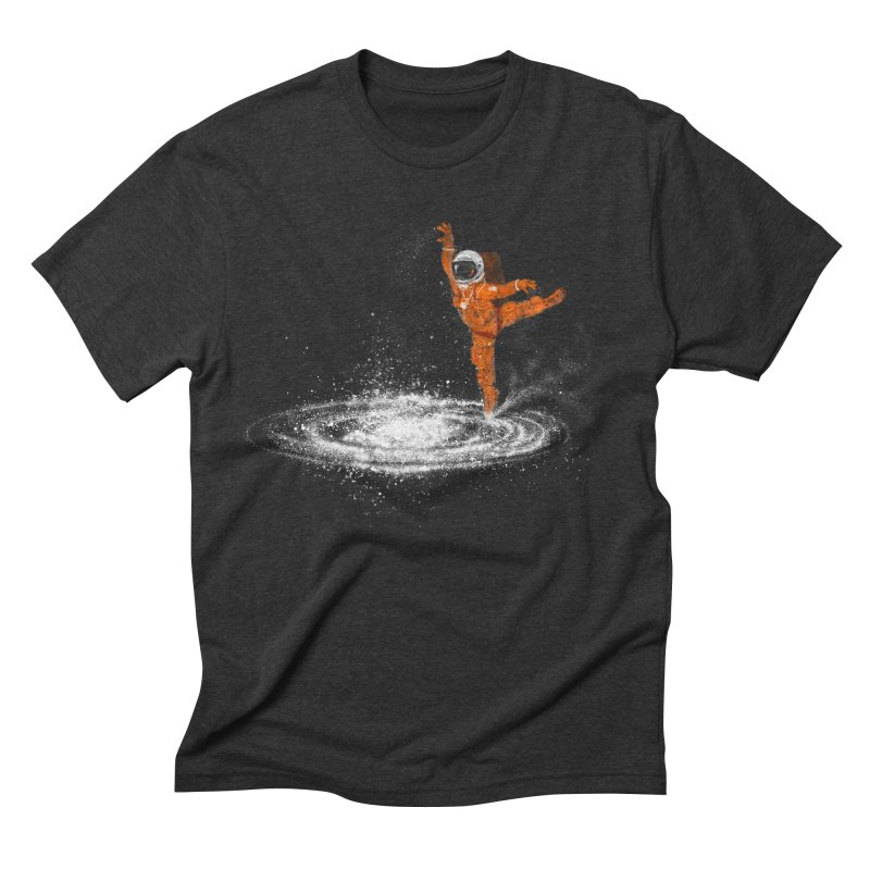 Space Dance Men's Triblend T-Shirt by 38 Sunsets