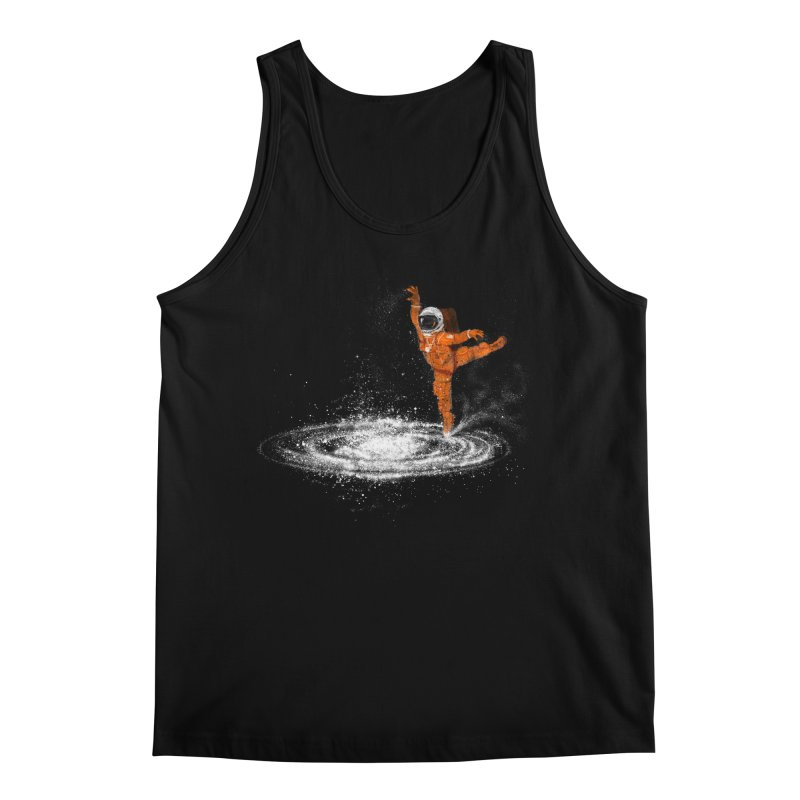 Space Dance Men's Regular Tank by 38 Sunsets