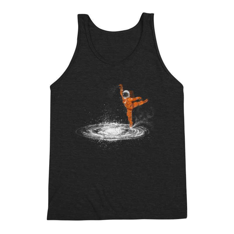 Space Dance Men's Triblend Tank by 38 Sunsets