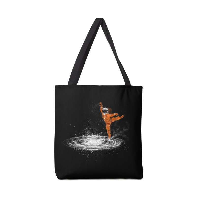 Space Dance Accessories Tote Bag Bag by 38 Sunsets