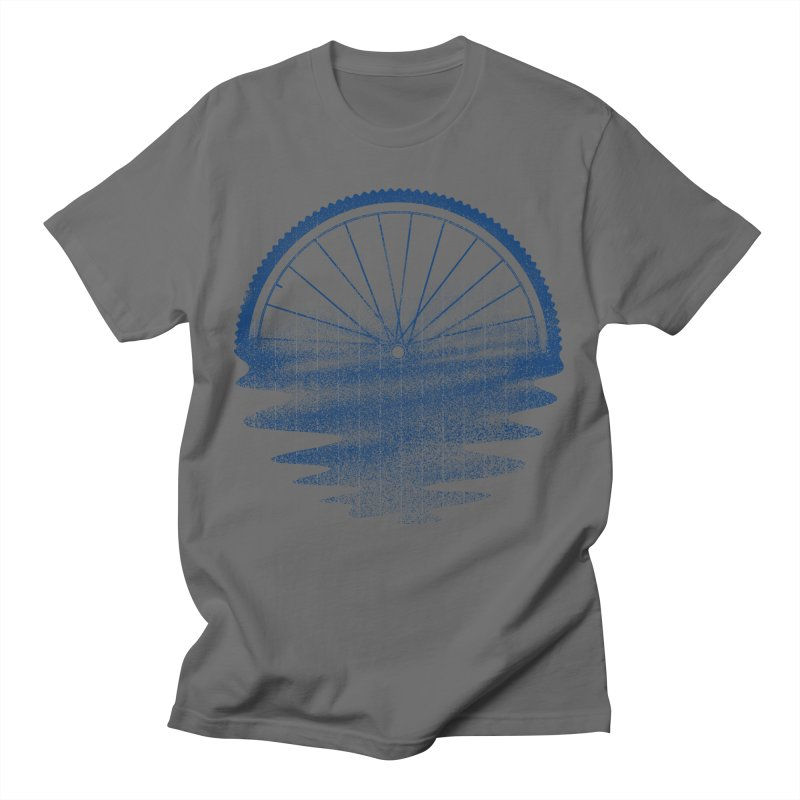Blue Sunset Mystery Women's T-Shirt by 38 Sunsets