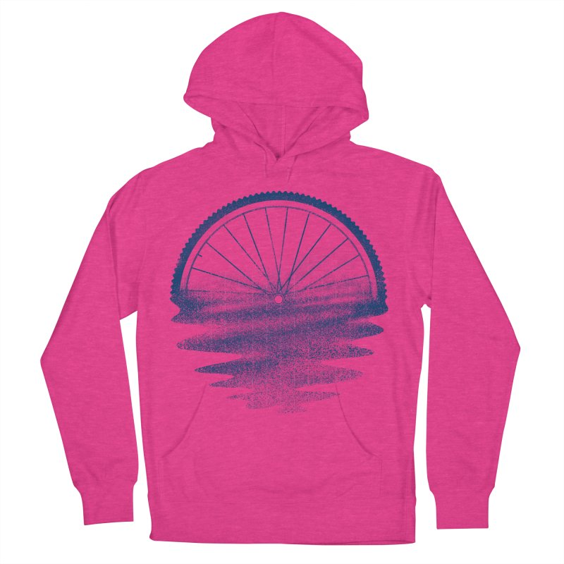 Blue Sunset Mystery Women's Pullover Hoody by 38 Sunsets