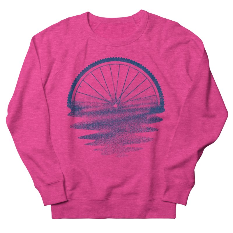 Blue Sunset Mystery Women's Sweatshirt by 38 Sunsets