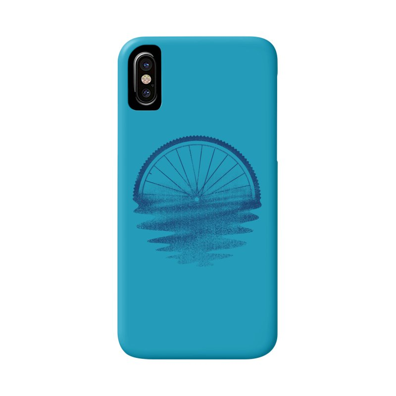 Blue Sunset Mystery Accessories Phone Case by 38 Sunsets