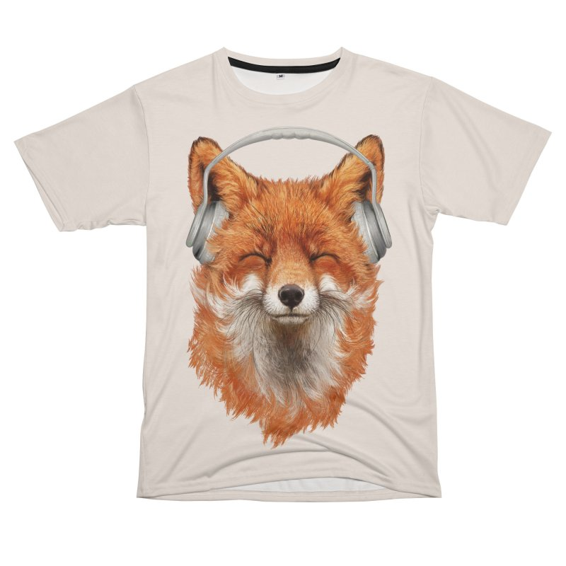 The Musical Fox Men's Cut & Sew by 38 Sunsets