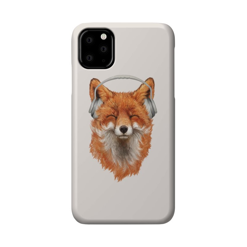 The Musical Fox Accessories Phone Case by 38 Sunsets