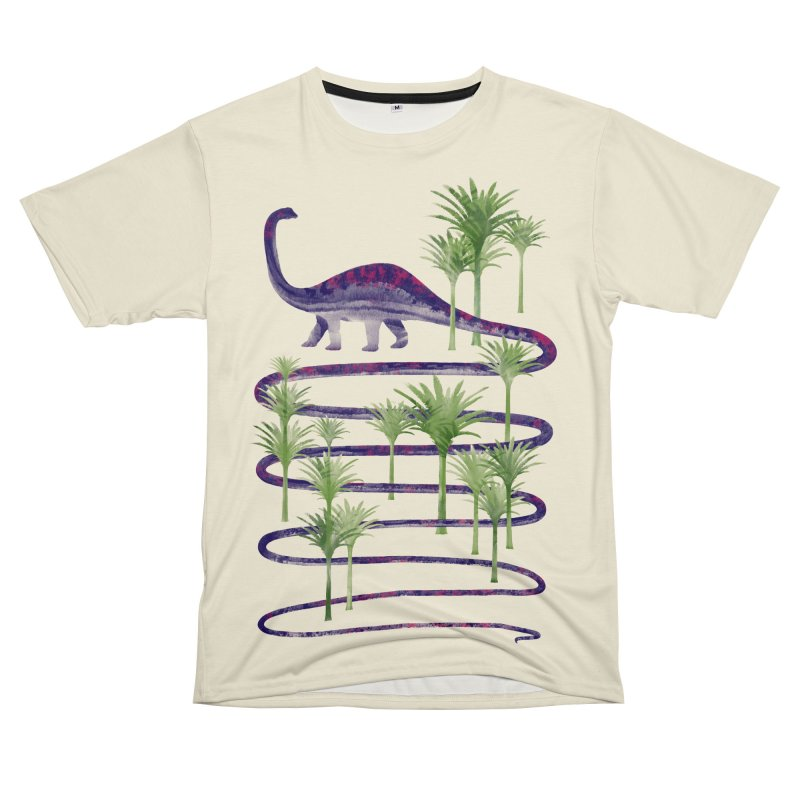 Prehistoric Beauty Women's Cut & Sew by 38 Sunsets