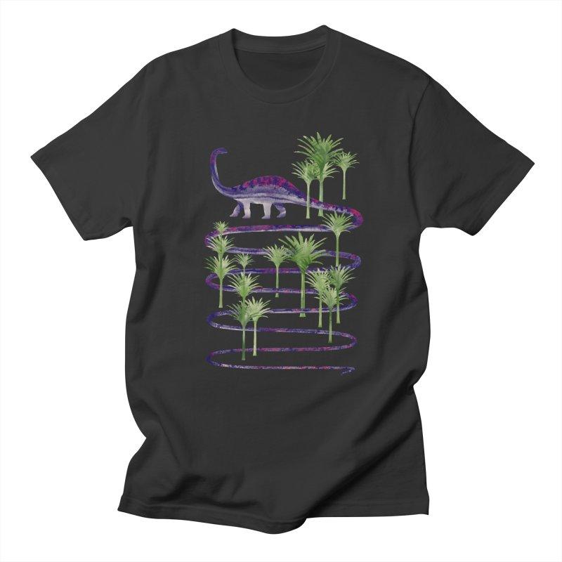 Prehistoric Beauty Women's Regular Unisex T-Shirt by 38 Sunsets