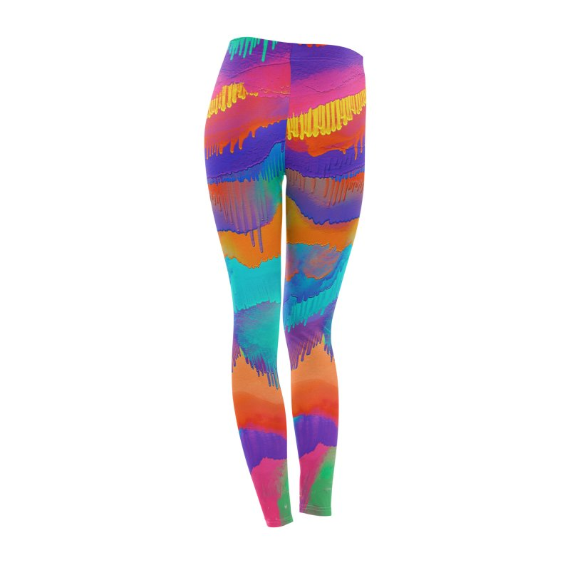 Skyfall, Melting Northern Lights Women's Bottoms by 38 Sunsets