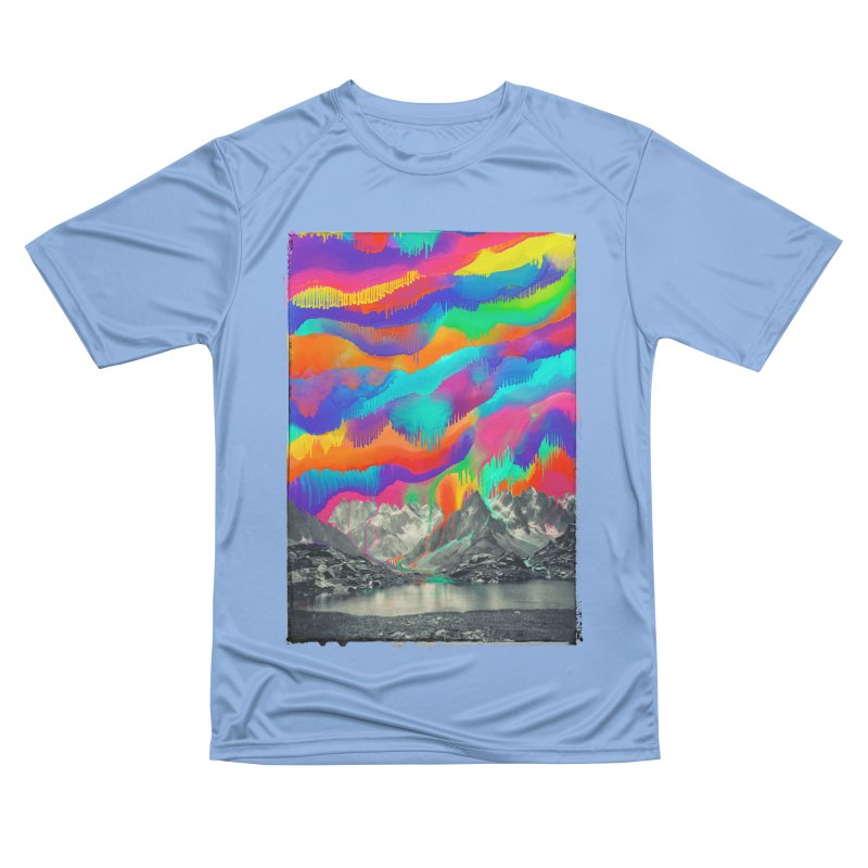 Skyfall, Melting Northern Lights Women's T-Shirt by 38 Sunsets