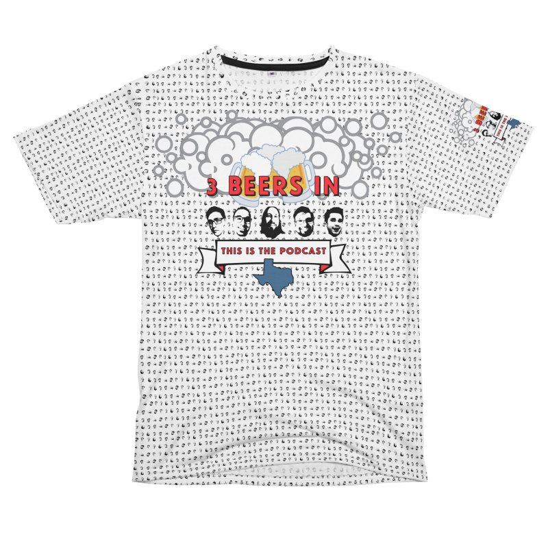 The Faces So Far Men's T-Shirt Cut & Sew by 3 Beers In's Artist Shop