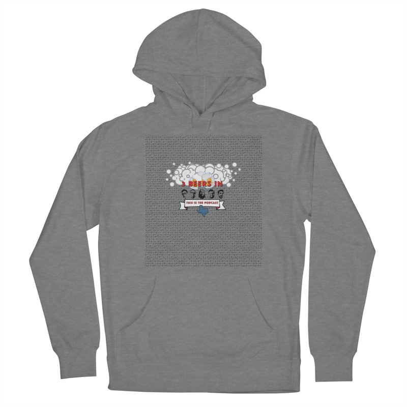 The Faces So Far Women's Pullover Hoody by 3 Beers In's Artist Shop