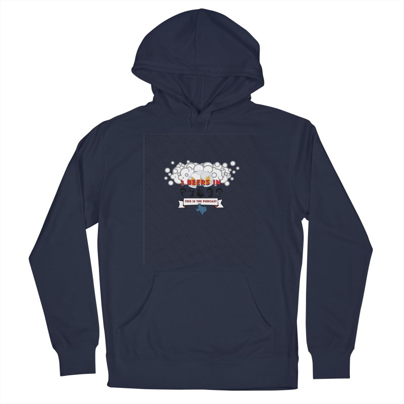 The Faces So Far Men's Pullover Hoody by 3 Beers In's Artist Shop