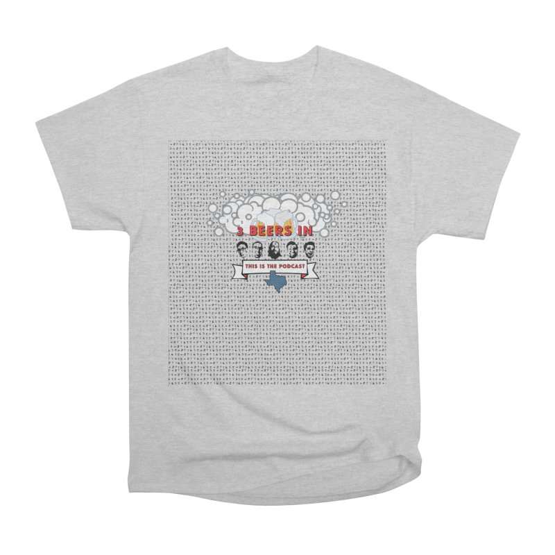 The Faces So Far Women's Heavyweight Unisex T-Shirt by 3 Beers In's Artist Shop