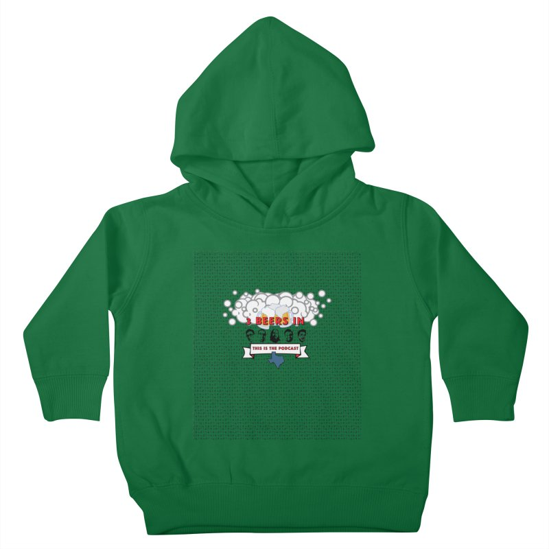 The Faces So Far Kids Toddler Pullover Hoody by 3 Beers In's Artist Shop