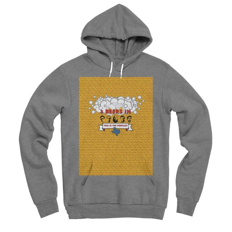 f1ab1e Women's Sponge Fleece Pullover Hoody by 3 Beers In's Artist Shop
