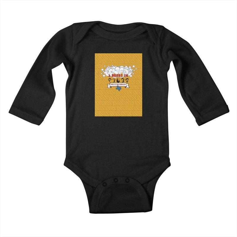 f1ab1e Kids Baby Longsleeve Bodysuit by 3 Beers In's Artist Shop