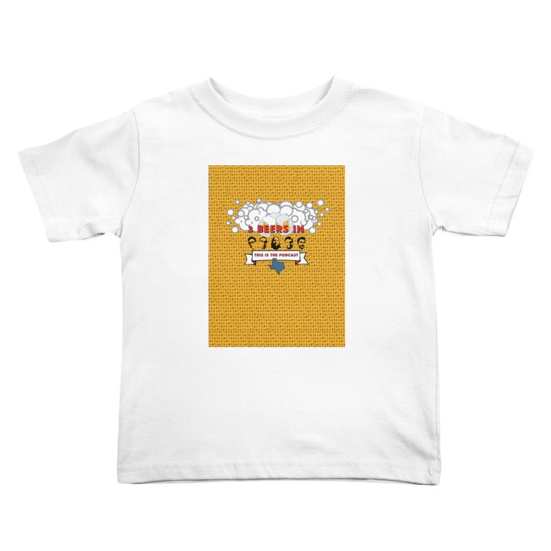 f1ab1e Kids Toddler T-Shirt by 3 Beers In's Artist Shop