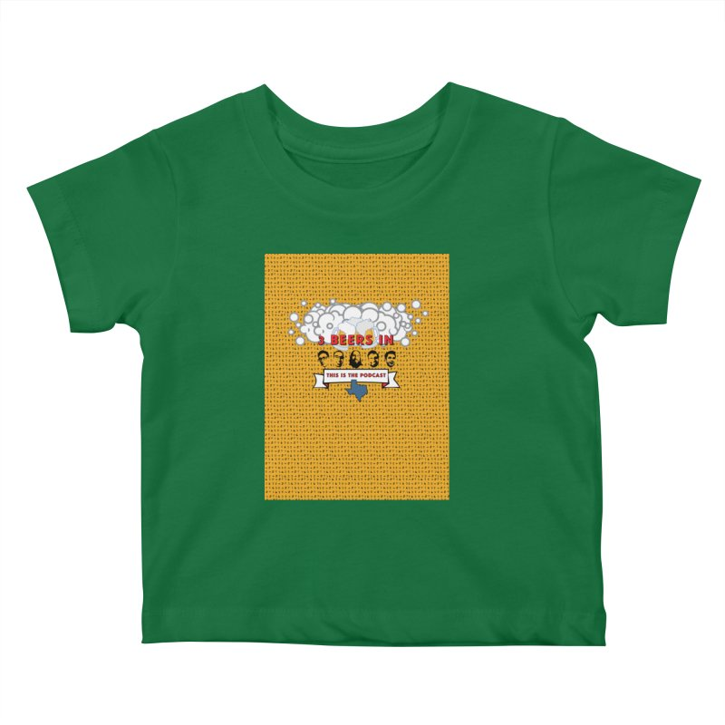 f1ab1e Kids Baby T-Shirt by 3 Beers In's Artist Shop