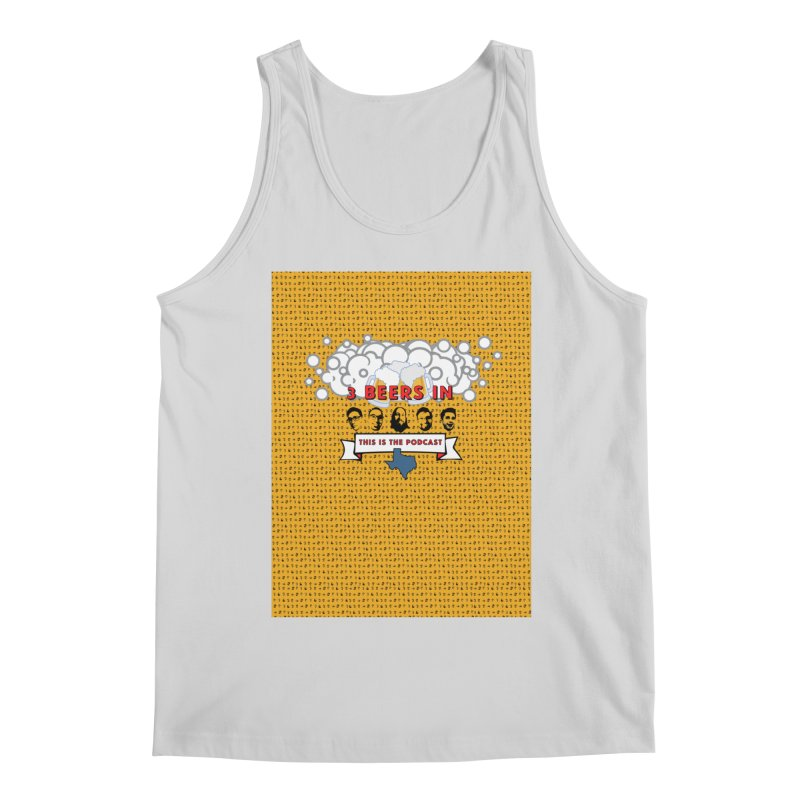 f1ab1e Men's Regular Tank by 3 Beers In's Artist Shop