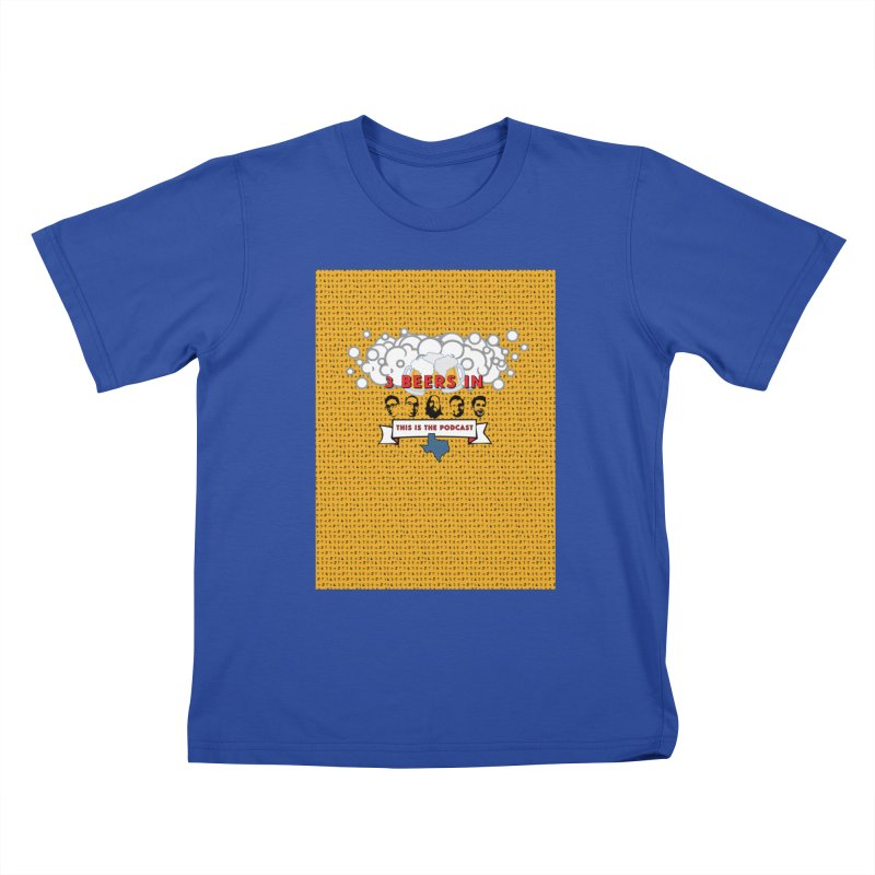f1ab1e Kids T-Shirt by 3 Beers In's Artist Shop