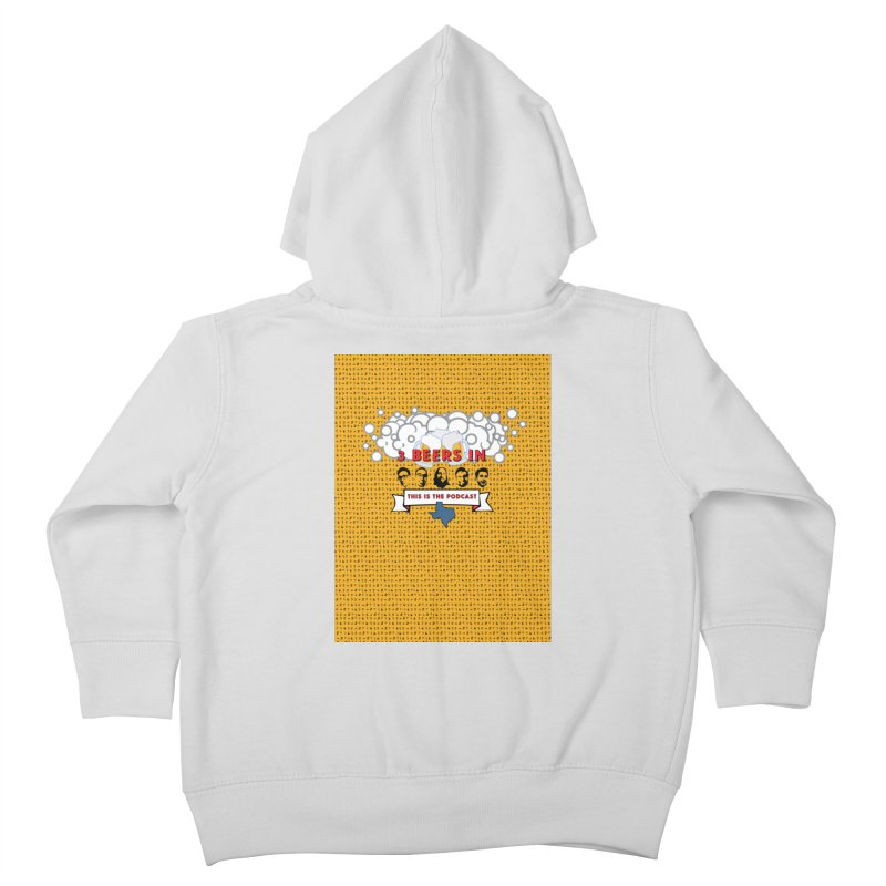 f1ab1e Kids Toddler Zip-Up Hoody by 3 Beers In's Artist Shop