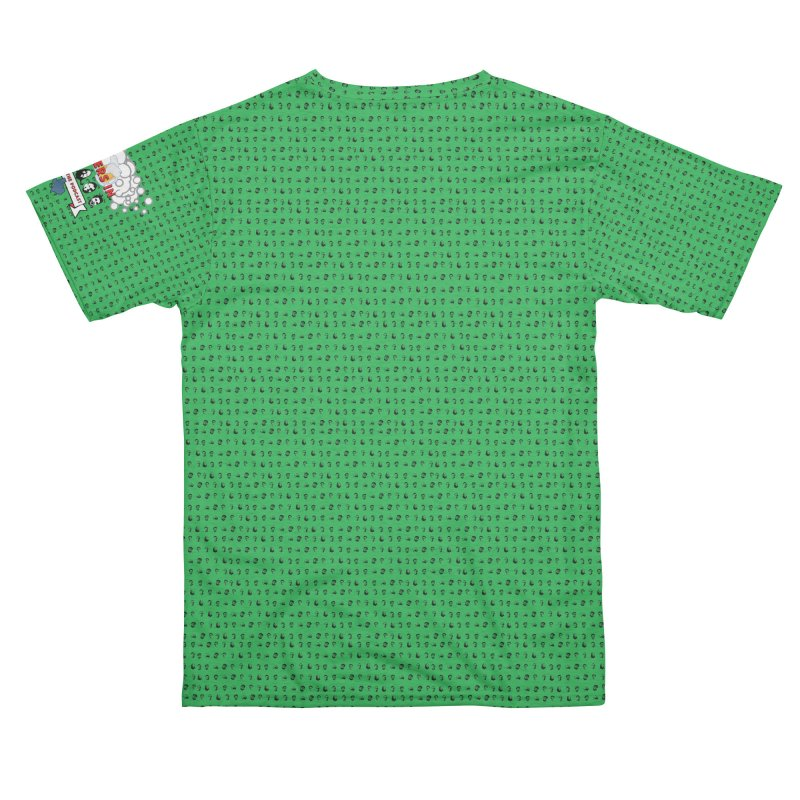 Green All Over Women's Cut & Sew by 3 Beers In's Artist Shop