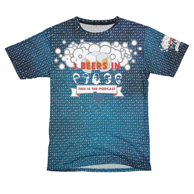 Stars Men's T-Shirt Cut & Sew by 3 Beers In's Artist Shop