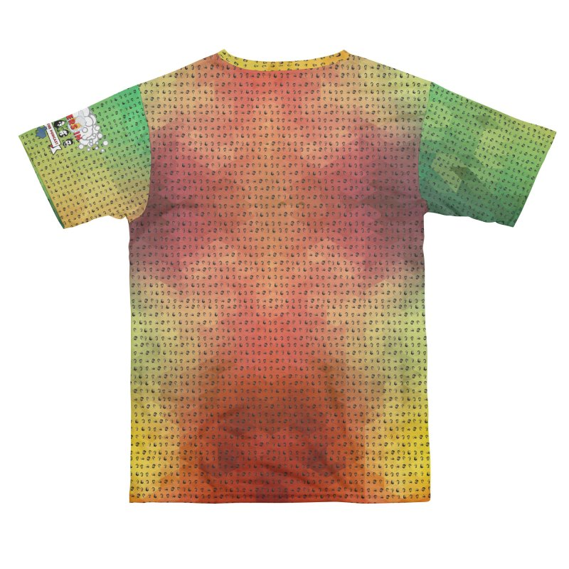Colorful Geometry Women's Cut & Sew by 3 Beers In's Artist Shop