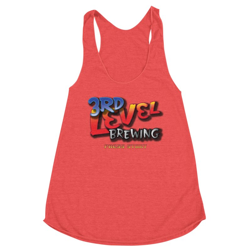 3RD Level Fight Women's Tank by 3 Beers In's Artist Shop