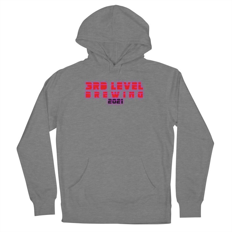 3rd Level Dystopian Future Women's Pullover Hoody by 3 Beers In's Artist Shop