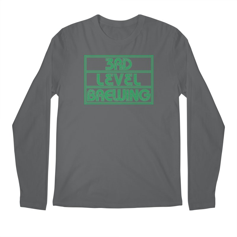 3rd Level Men's Longsleeve T-Shirt by 3 Beers In's Artist Shop