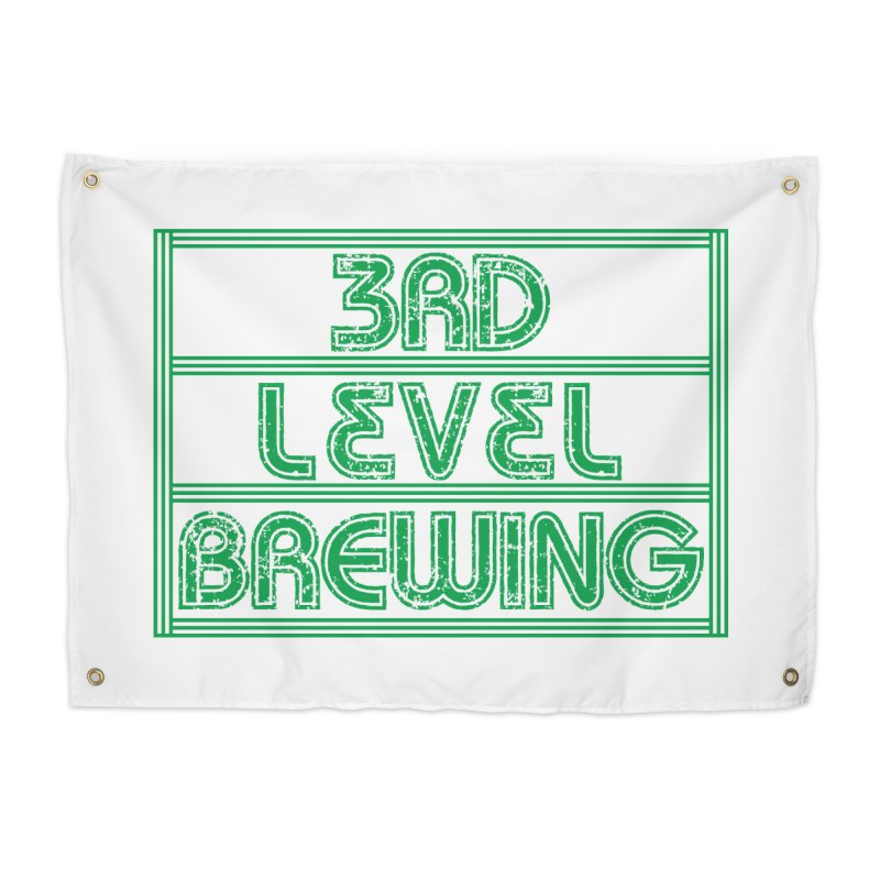 3rd Level Home Tapestry by 3 Beers In's Artist Shop
